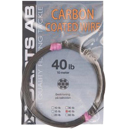 Darts Carbon Coated Wire 40lb