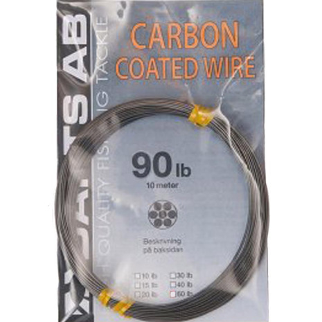 Darts Carbon Coated Wire 90Lb