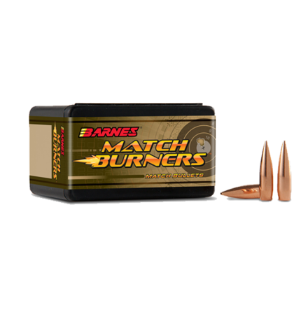 Barnes Kula 6,5mm 140gr Match Burners