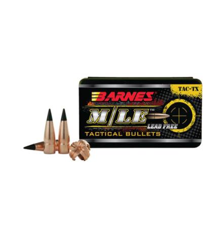 Barnes Kula 6,5mm 120gr TAC TX BT