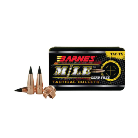 Barnes Kula .338 Lapua 265gr Tac-Tx BT