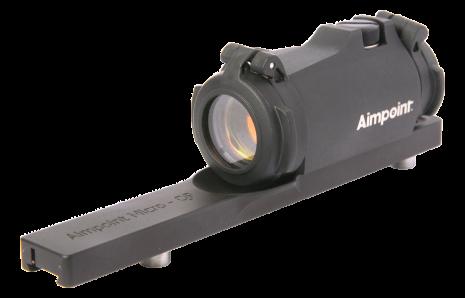 Aimpoint Micro H2 2moa Leupold QR