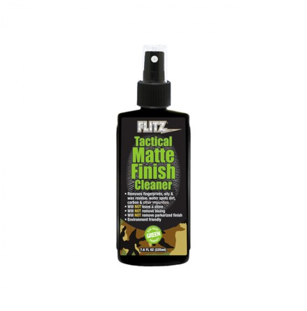 Flitz Tacrical Matte Finish Cleaner