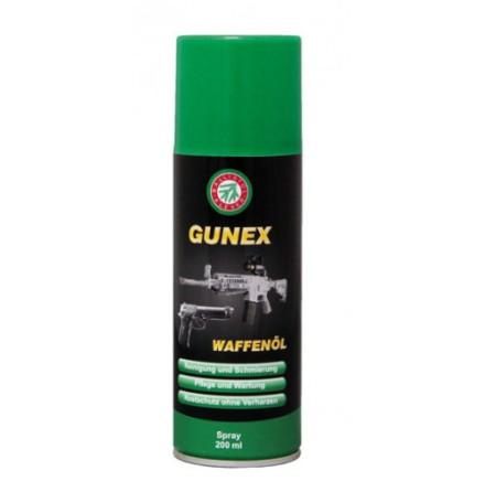 Ballistol Gunex Vapenolja 200ml Spray