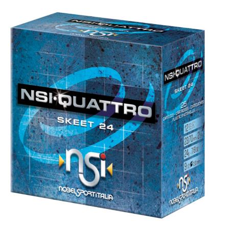 NSI Quattro Skeet 12/24/US9,5