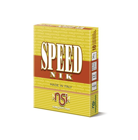 NSI Speed Nickel, 12/36/US6