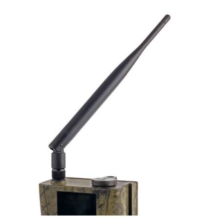 Antenn till Åtelkamera