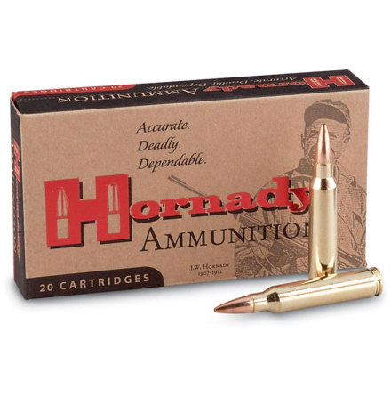 Hornady 303 British 150gr SP IL