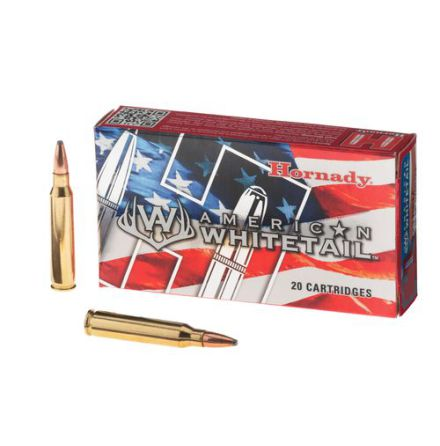 Hornady 243 Win 100gr InterLock