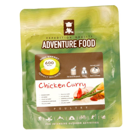 Adventure Food Kyckling Curry