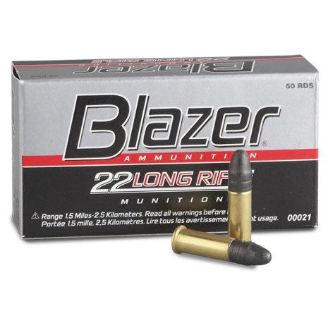 CCI 22LR Blazer