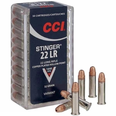 CCI 22LR Stinger HP