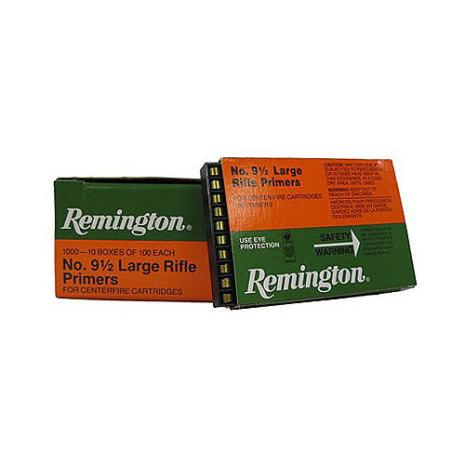 Remington Tändhattar Large Rifle Magnum NO 9 1/2