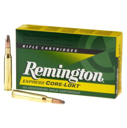 Remington 30-06 165gr Core-Lokt