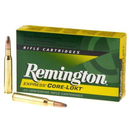 Remington 308win 150gr Core-Lokt