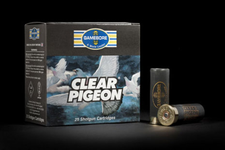 Gamebore Clear Pigeon 12/30/US5