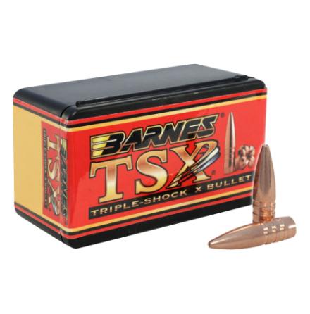 Barnes Kula 7mm 120gr TSX BT