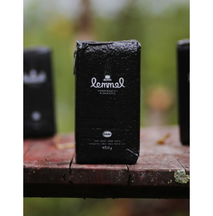 Lemmelkaffe Mörkrostad Kok 450g KRAV
