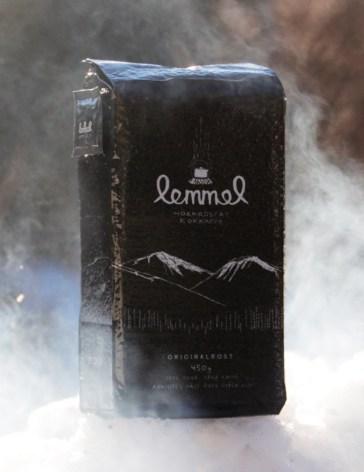 Lemmelkaffe Mörkrostad Kok 450g
