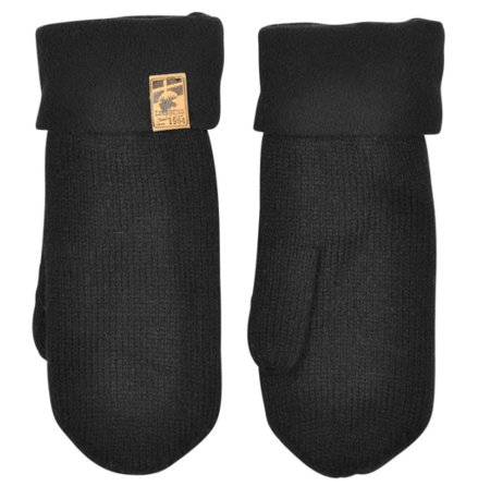 Lindberg Classic Wool Mitten Svart