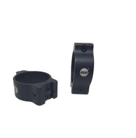 MAK Ringar 30mm för 11mm spår