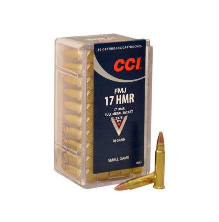 CCI 17 HMR FMJ