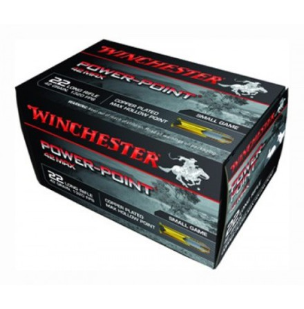 Winchester 22 WM Power Point