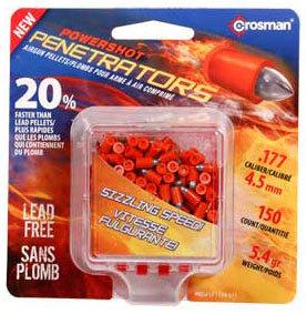 Crossman PowerShot Penetrators 4,5