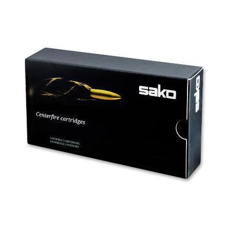 Sako 22-250 Rem 50gr Gamehead SP