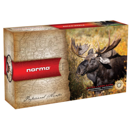 Norma 500 Jeffery 570gr Woodleigh FMJ